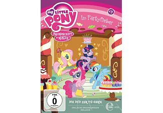 009 - My Little Pony - Im Partyfieber - (DVD)