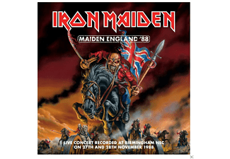 Iron Maiden - Maiden England 88 [CD]