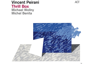 Vincent Peirani, Michael Wollny, Michel Benita - Thrill Box [CD]