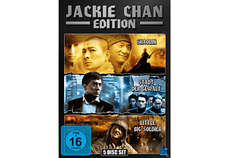Jackie Chan Edition [DVD]