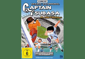 Captain Tsubasa: Die tollen Fußballstars - Die komplette Serie - (DVD)
