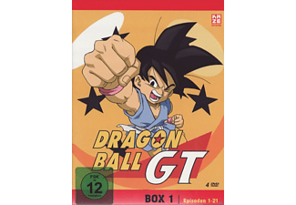 Dragonball GT – Box 1 (Episoden 1 - 21) [DVD]