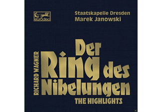 Staatskapelle Dresden - Der Ring Des Nibelungen - The Highlights [CD]