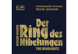 Staatskapelle Dresden - Der Ring Des Nibelungen - The Highlights - (CD)