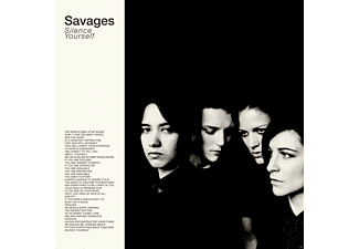 The Savages - Silence Yourself - (CD)