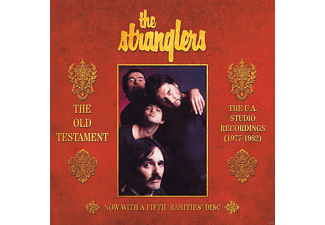 The Stranglers - The Old Testament-The U.A.Studio Recordings - (CD)