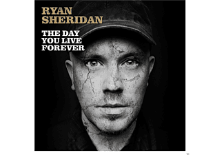 Ryan Sheridan - THE DAY YOU LIVE FOREVER - (CD)