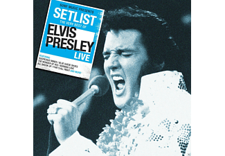 Elvis Presley - SETLIST - THE VERY BEST OF ELVIS PRESLEY LIVE [CD]