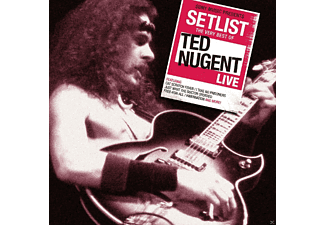 Ted Nugent - SETLIST - THE VERY BEST OF TED NUGENT LIVE [CD]