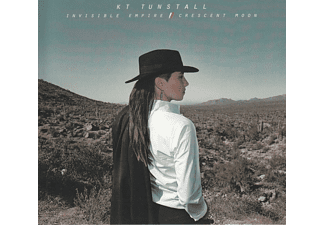 Kt Tunstall - INVISIBLE EMPIRE - (CD)