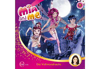 Mia and me 11: Die Vollmondnacht - (CD)