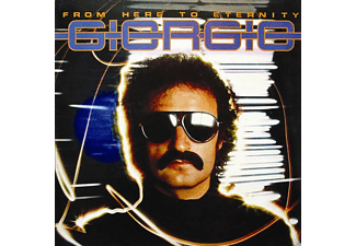 Giorgio Moroder - From Here To Eternity [CD]