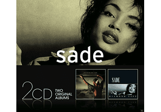 Sade, VARIOUS - SOLDIER OF LOVE/DIAMOND LIFE - (CD)