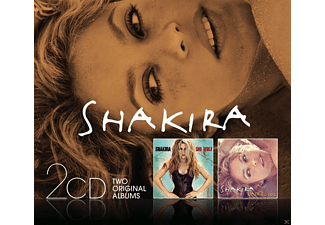 Shakira - SHE WOLF/SALE EL SOL - (CD)
