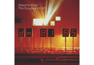 Depeche Mode - The Singles 81-85 - (CD)