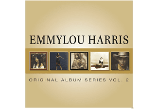 Emmylou Harris - Original Album Series Vol.2 - (CD)
