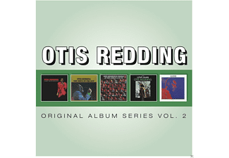 Otis Redding - Original Album Series Vol. 2 - (CD)