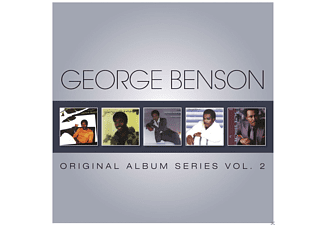 George Benson - Original Album Series Vol. 2 [CD]