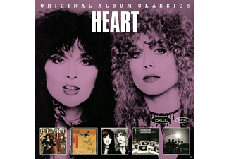 Heart - Original Album Classics - (CD)
