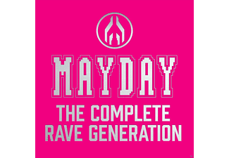 VARIOUS - Mayday - The Complete Rave Generation [CD]