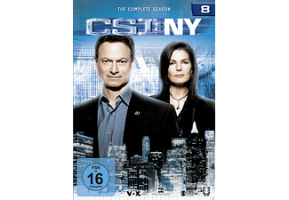 CSI: New York - Staffel 8 - (DVD)