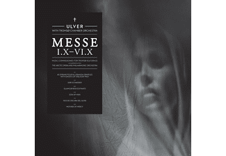 Ulver - Messe I.X-Vi.X - (CD)