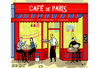 VARIOUS - Cafe De Paris - (CD)