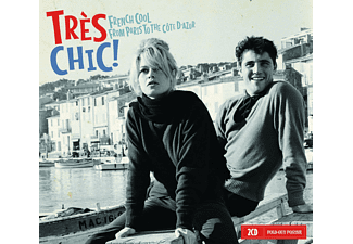 VARIOUS - Tres Chic - French Cool From Paris To The Côte D'azur [CD]