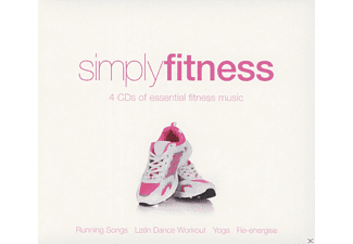 VARIOUS - Simply Fitness - (CD)
