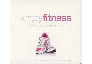 Various - Simply Fitness [CD]