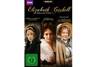 Elisabeth Gaskell Collection - (DVD)