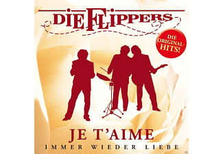 Die Flippers - Je T'aime: Immer Wieder Liebe (3 Cd Box) - (CD)