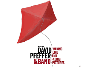 David & Band Pfeffer - WAKING LIFE AND FADING PICTURES - (CD)