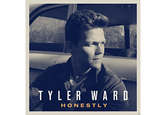 Tyler Ward - Honestly - (CD)