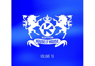 VARIOUS - Kontor House Of House Vol. 19 [CD]