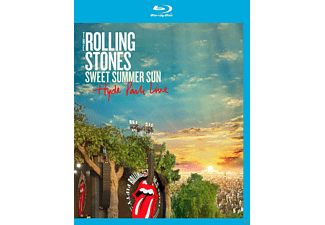 The Rolling Stones - Sweet Summer Sun - Hyde Park Live - (Blu-ray)