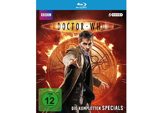 Doctor Who - Die kompletten Specials - (Blu-ray)