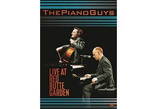 Piano Guys - THE PIANO GUYS - LIVE AT RED BUTTE GARDEN - (DVD)
