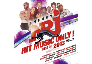 VARIOUS - Energy-Hit Music Only ! -Best Of 2013 Vol.2 - (CD)