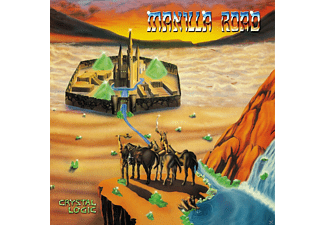 Manilla Road - Crystal Logic - (CD)