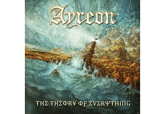 Ayreon - The Theory Of Everything - (CD)