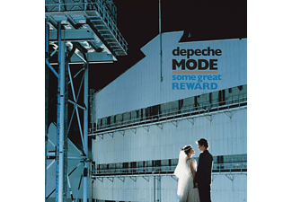 Depeche Mode - Some Great Reward - (CD + DVD)