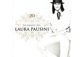 Laura Pausini - 20 - The Greatest Hits [CD]