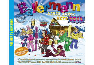 Various - Ballermann Apres Snow Hits 2014 [CD]