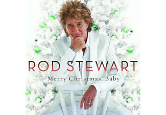 Rod Stewart - Merry Christmas, Baby (Deluxe Edition) [CD + DVD Video]