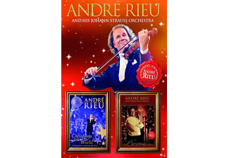 André Rieu;Johann Strauss Orchester - Christmas Around The World And Christmas I Love [DVD + Video Album]