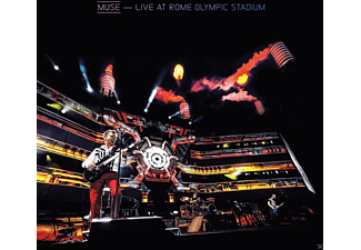 Muse - Live At Rome Olympic Stadium - (CD + DVD)