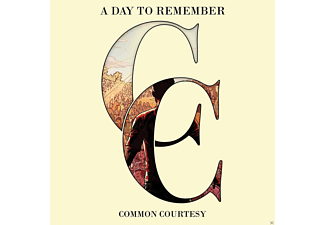 A Day To Remember - Common Courtesy - (CD)