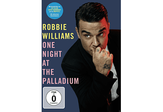 Robbie Williams - One Night at the Palladium [DVD + Video Album]