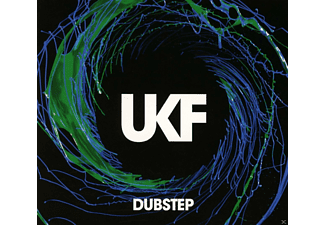 VARIOUS - UKF Dubstep 2013 - (CD)